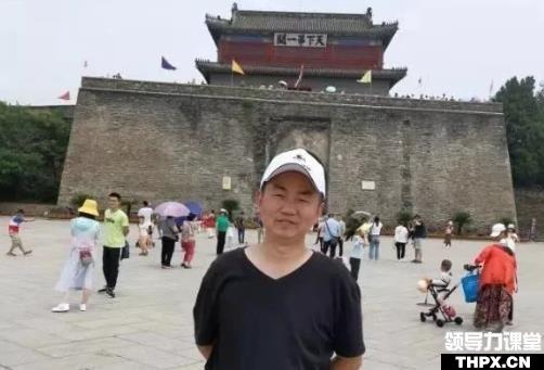 清华大学卓越商道总裁班山东游学王总