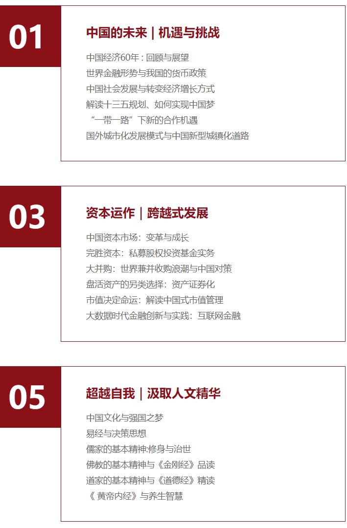 后EMBA 中国的未来